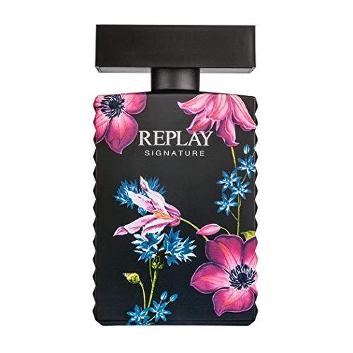 Replay Signature Eau De Parfum For Woman