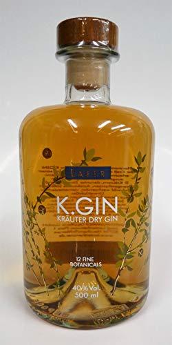 LANTENHAMMER K.GIN (Johann Lafer) Kräuter Dry Gin - 1x0,50L 40% vol.