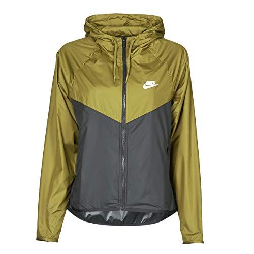 Nike W NSW Wr JKT - Chaqueta cortavientos para mujer (talla XL)