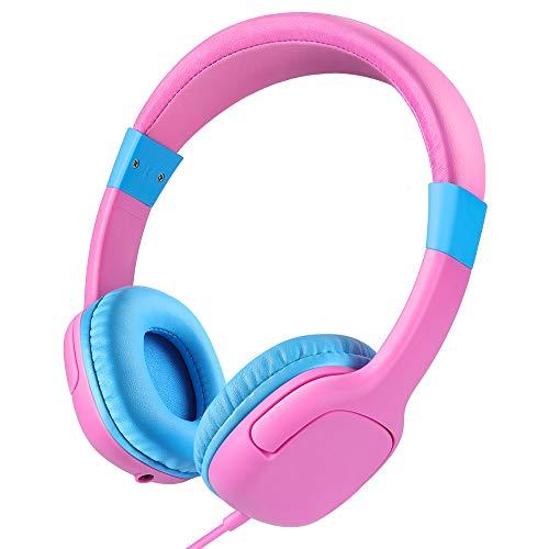 417qAiJ4ZhL. SL500  - SIMOLIO Kids Headphones with