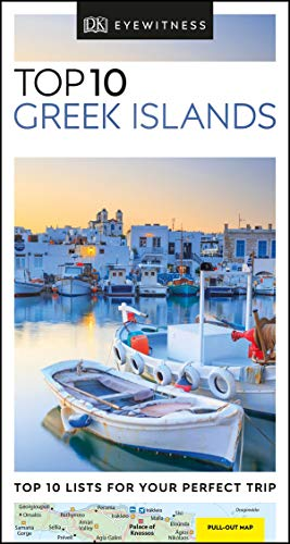 DK Eyewitness Top 10 Greek Islands (Pocket Travel Guide)