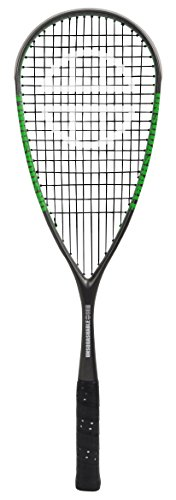 Unsquashable Squashschläger Inspire Y-6000, Long-String, 100{41264716733fe61a8a6d28a02b848c642a955720d57bf9a3d6149109e6e7ad39} Carbon4, sportliches Offensiv-Racket, 296168