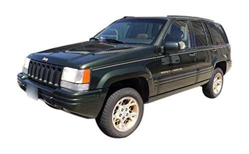 1996 Jeep Grand Cherokee Laredo, 4 Door ...