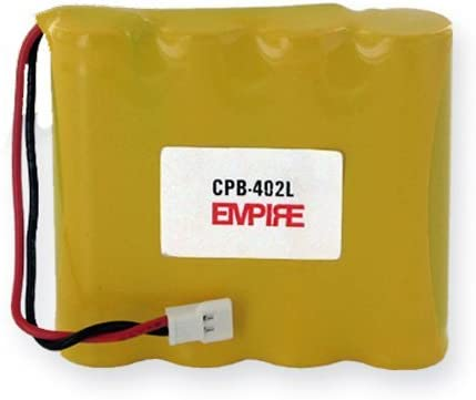 Empire Cordless Phone Battery, Works with Radio Shack ET-903 Cordless Phone, (Ni-CD, 4.8V, 700 mAh) Ultra Hi-Capacity Battery