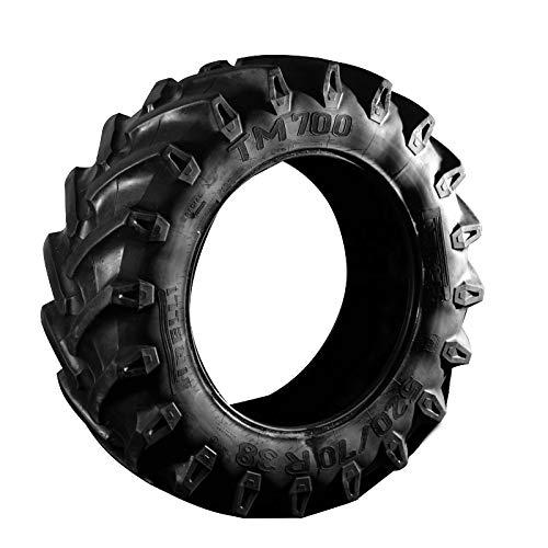 Fitness Reifen für Tire Flips und Hammer Training, Gewichtsklasse Regular (125kg/275lbs), Functional Fitness / Strongman Trainingsreifen, Traktorreifen für Crossfit, Fitnesstudios, Garagen Gym