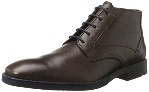 LLOYD Herren DAWEN Klassische Stiefel, Braun (Ebony), 45 EU
