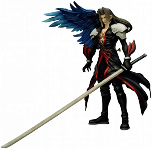 Kingdom Hearts II(2) Sephiroth Actionfigur Play Arts