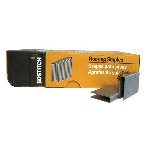 BOSTITCH Flooring Staples, Hardwood, 15-1/2 GA, 2-Inch, 1000-Piece (BCS1516-1M)