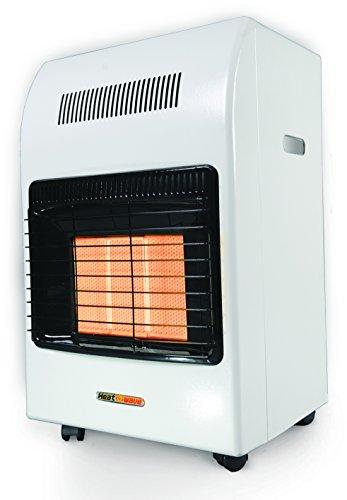 Calefactor de Ambiente Portátil Heat Wave HG3X-T de Gas LP con Función Turbo