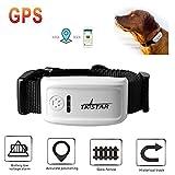 MUXAN Localizador de GPS Collar anti-pérdida de localizador / perseguidor, control remoto anti-perdida para mascotas,...