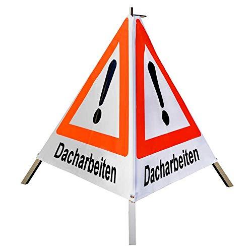 Warnpyramide/Faltsignal Achtung(VZ101)