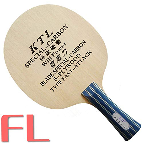 Check Out This KTL Will Power Table Tennis Blade