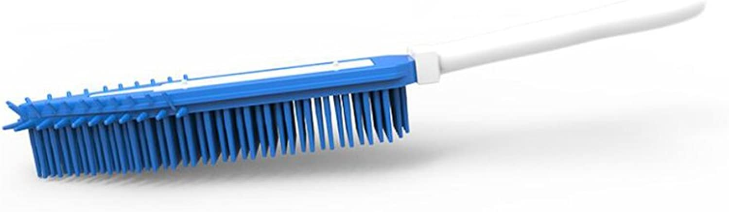 Pet Grooming Brush Deshedding Tool MultiFunction Shedding Tool For Large Dogs With Short Hair Reduces Shedding MR254867