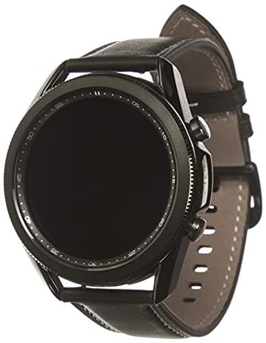 SAMSUNG Galaxy Watch 3 (Bluetooth) 45mm - Smartwatch Mystic Black [Versione rumena]