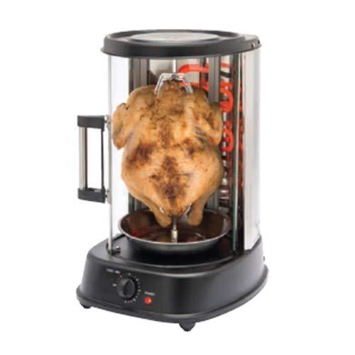 Multi-function Roaster Multi Function Countertop Oven Bake Roast Broil Slow Cook Rotisserie Kebab Gyro 1500W