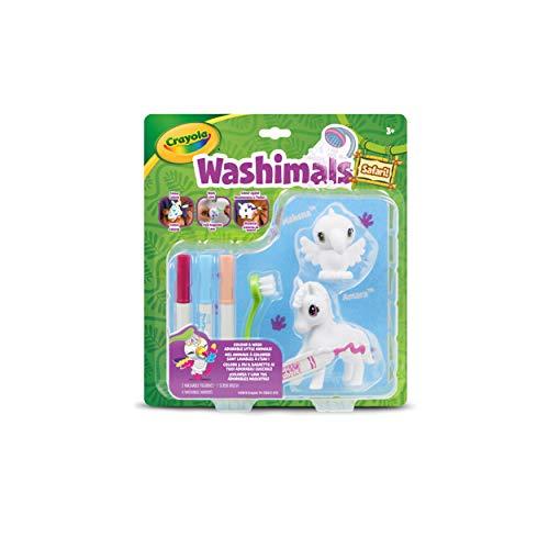 stiften - Washimals Duopack - Toekan en Zebra (1 TOYS)