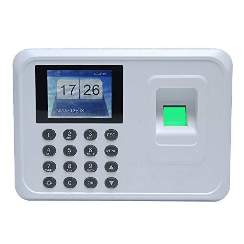 Aibecy Máquina de control de presencia Huella Digital