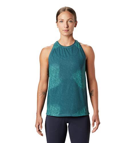 Mountain Hardwear Crater Lake Débardeur Femme, Washed Turquoise Modèle L 2020 Haut sans Manches