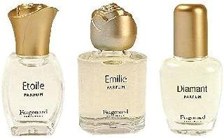 FRAGONARD - Fragonard TROIS PARFUMS Gift Box of 3 Women's Perfumes