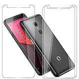 iGlobalmarket [Pack Ahorro - 3 Unidades] Protector de Pantalla Vodafone Smart N9 Lite, Vidrio Templado, sin Burbujas, Alta Definicion, 9H Dureza, Resistente a Arañazos