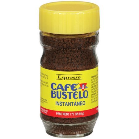 Café Bustelo Espresso Style Instant Coffee, 1.75 Ounce (Pack of 3)