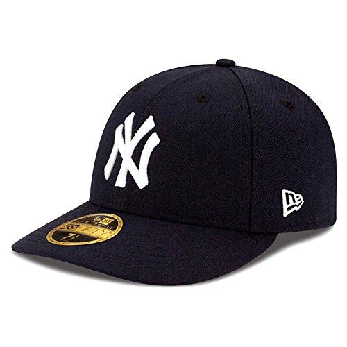 NewEra(ニューエラ)MLBヤンキースオーセンティックコレクションオンフィールドLP59FIFTYキャップゲーム-8[63.5cm]