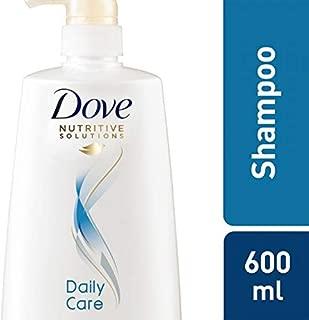Dove Shampoo Daily Care, 600ml