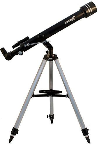 Levenhuk Skyline Base 60T Refractor - perfecte eerste telescoop voor het observeren van terrestrische objecten, de maan en planeten van het zonnestelsel