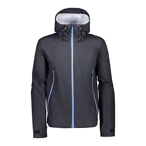 CMP Chaqueta para hombre FIX Hood Jacket 31Z6257 antracita XXX-Large