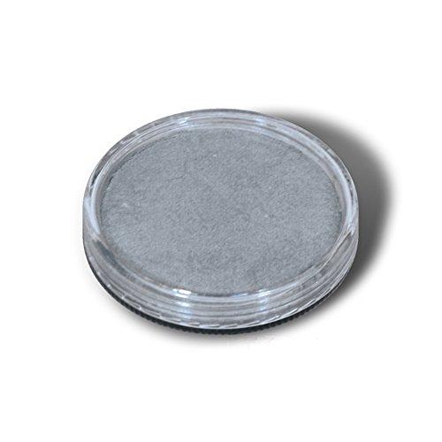 Wolfe Face Paints - Metallic Silver 200 (1.06 oz/30 gm)