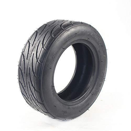 Neumáticos amortiguadores para Scooters eléctricos 6 Pulgadas 10X4.00-6 Neumáticos para ATV Motocicleta Bicicleta Quitanieves Neumático Playa Neumático Quad Vacuum Neumático de Coche de 4 Ruedas