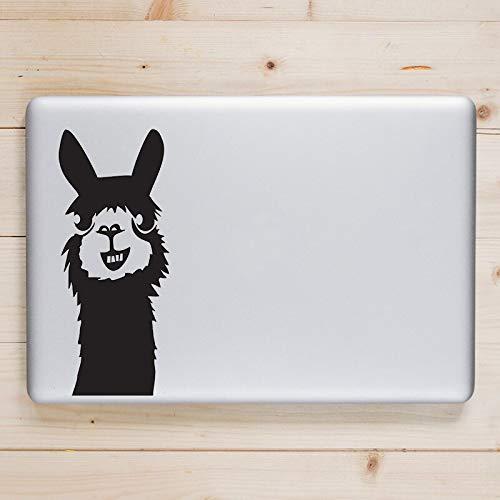 GADGETS WRAP Cute Flame Laptop Decal for Apple MacBook Pro Air Retina 11 12 13 15 inch Smile Alpaca Dell Mac Surface Book Vinyl Skin Sticker