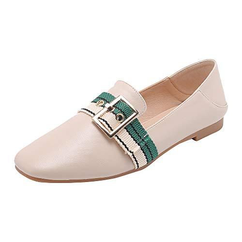 manadlian Chaussures de Bureau Sandales Plates Chaussures de Marche Basket Sneakers Automne Femme Petites Chaussures Pas Cher Sneakers Décontractées Chaussures de Soirée