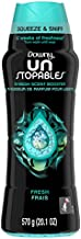 Downy Unstopables Laundry Scent Booster Beads for Washer, Fresh Scent, 20.1 Oz