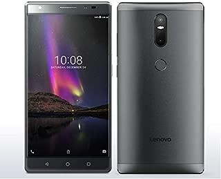 Lenovo Phab2 Plus Dual SIM - 32 GB, 4G LTE, Gunmetal Gray