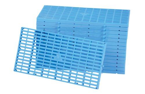 Vestil F-GRID Plastic Floor Grid, 1100 lbs Capacity, 23.5