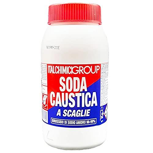 Gam Soda Caustica Gr.1000