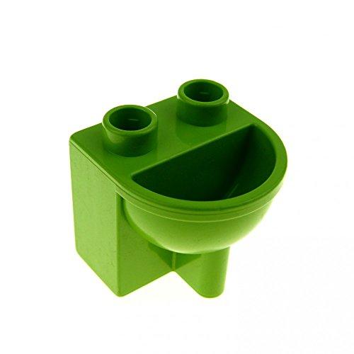 1 x Lego Duplo Möbel Waschbecken lime grün Puppenhaus Badezimmer Bad 4892