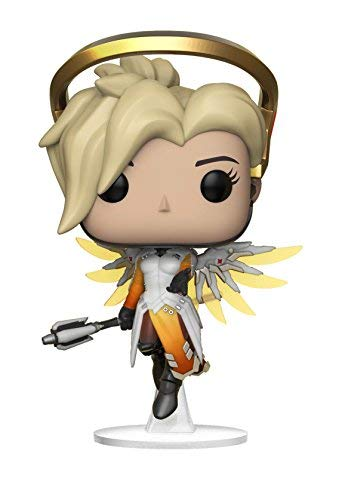 Funko Pop!- 29047 Mercy Figura de Vinilo, Multicolor