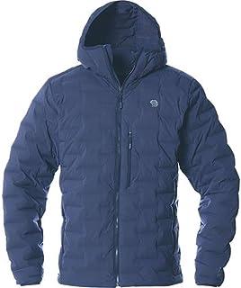 [マウンテンハードウェア] メンズ スーパー DS ストレッチダウンフーデッドジャケット Super/DS Stretchdown Hooded Jacket ダークジンク L