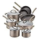 Circulon Premier Professional stainless steal, 13 Piece, Brown