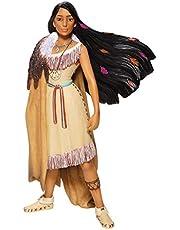 Enesco Disney Showcase Couture de Force Pocahontas Figurine, 20.27 cm, multicolor
