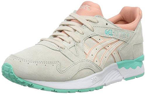 ASICS Damen Gel-Lyte V H6R9L-2121 Sneaker, Rosa (Whisper Pink/Whisper Pink), 36 EU