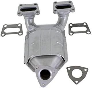 Catalytic Converter Compatible with 1995-1999 Nissan Sentra Front 4Cyl. 1.6L Engine with Exhaust Manifold