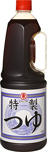 ヒガシマル醤油 ヒガシマル 特製つゆ 1.8L