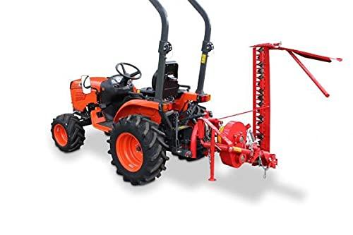 Wallentin & Partner Fingerbalkenmähwerk 1,20 m für Traktoren ab 18 PS