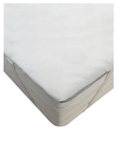 Julie Julsen Matratzenauflage wasserundurchlässig atmungsaktiv in verschiedenen Größen 120 x 200 cm