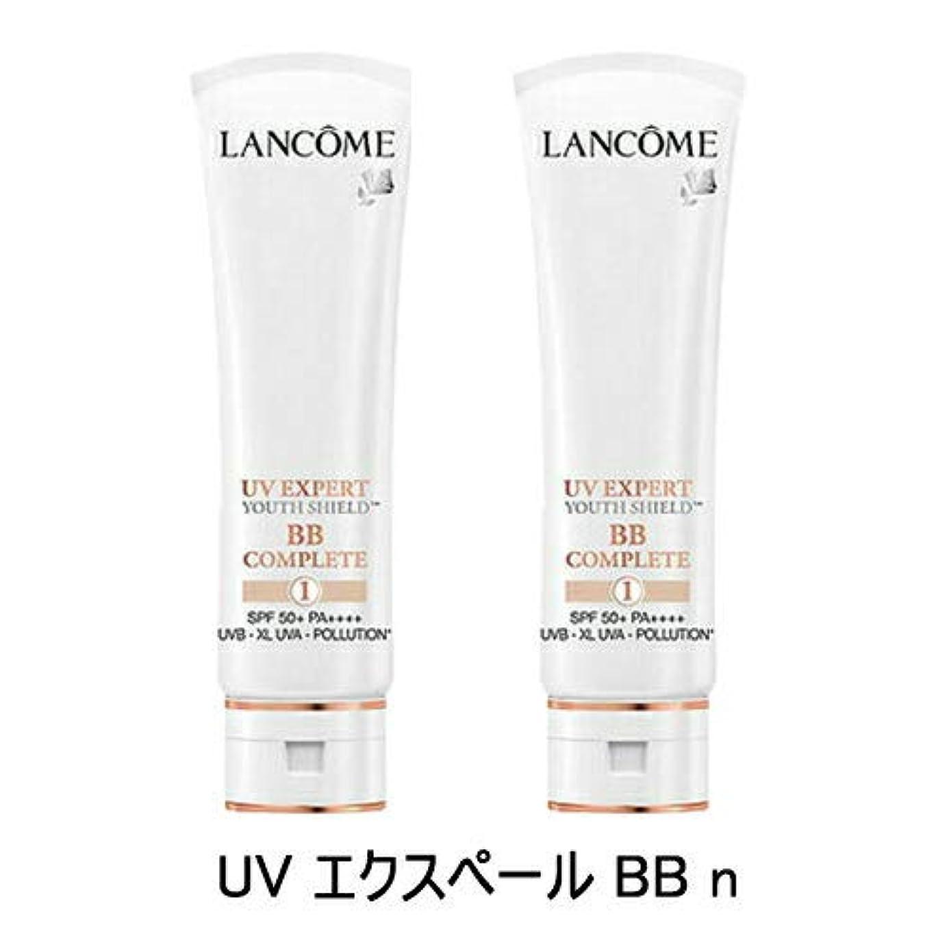 【2本セット】ランコム UV エクスペール BB n SPF50+/PA++++ [並行輸入品]