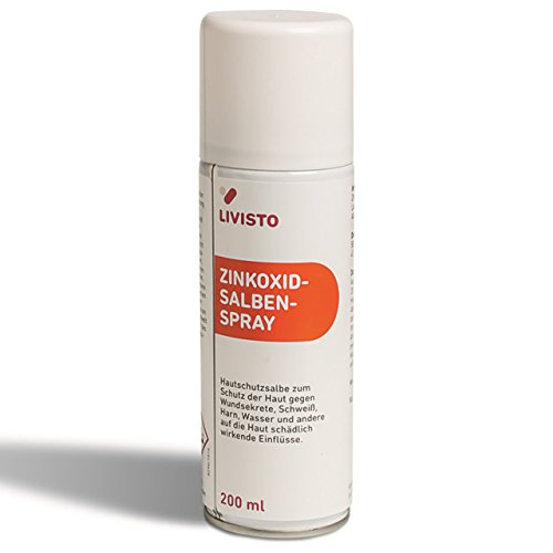 200 ml Livisto Zinkoxid-Salben-Spray