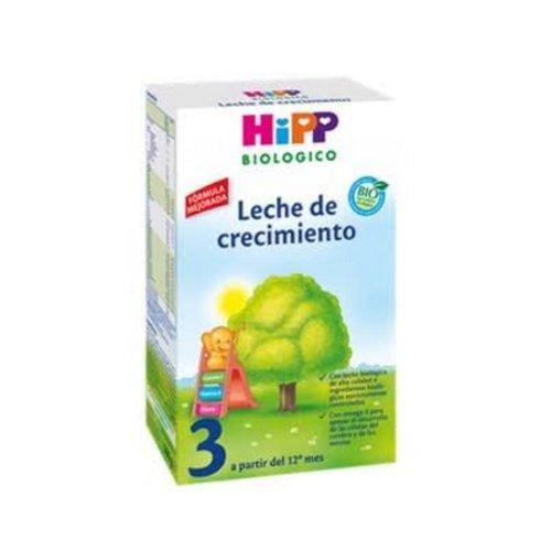 Leche Infantil Crecimiento 3 (12 meses) 500 gr de Hipp